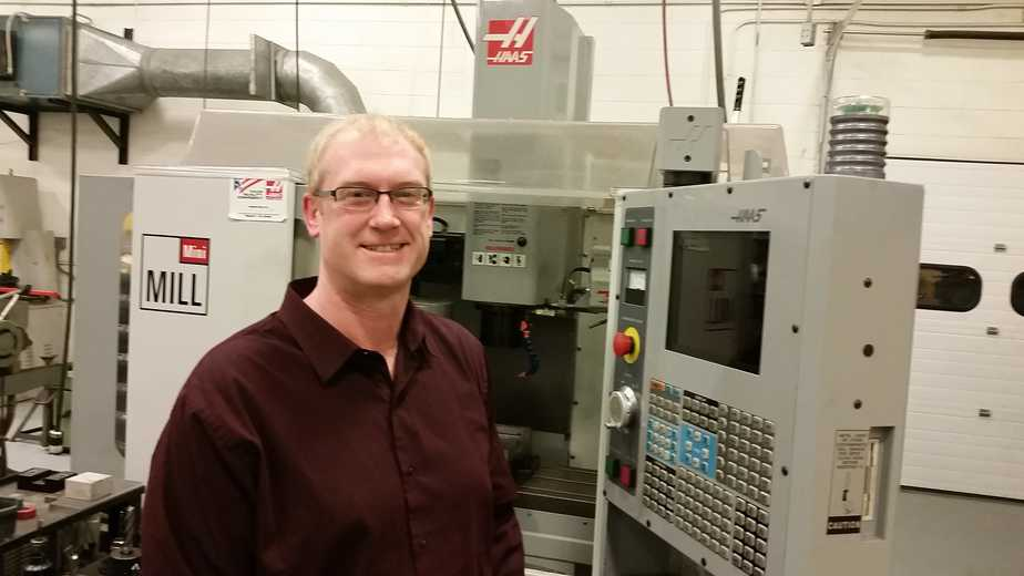 contract CNC programmer