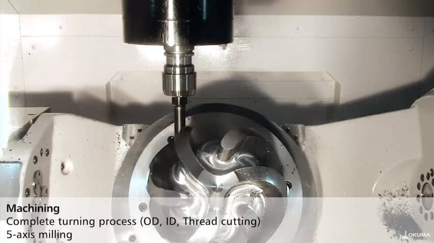 What Are the Benefits Of Five Axis CNC Machining? - AspectUs3D